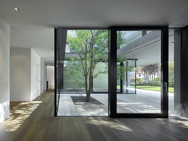 Moderne innenarchitektur einfamilienhaus  144 besten houses Bilder auf Pinterest | Moderne häuser ...