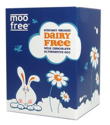 Moo Free Dairy Free Milk Tasting Easter Egg - Buy New: £3.99 [UK & Ireland Only]