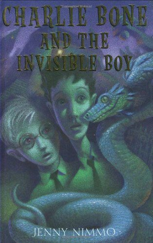 Children of the Red King #3: Charlie Bone and the Invisible Boy by Jenny Nimmo http://smile.amazon.com/dp/0439545269/ref=cm_sw_r_pi_dp_sSIzwb186JCF5