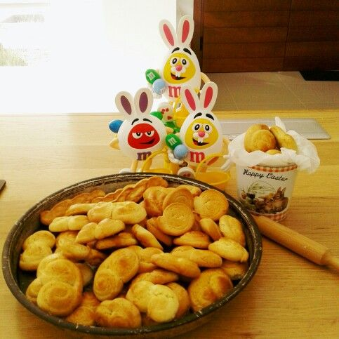 Happy cookies,happy Easter!