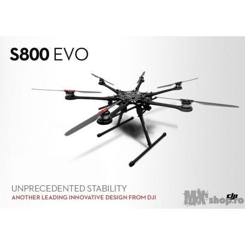 Hexacopter DJI Spreading Wings S800 EVO - MXShop - GoPro - TU esti EROUL