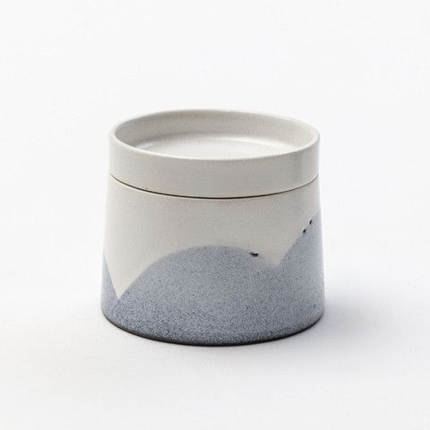 Blue Hills Series - Lidded Jar