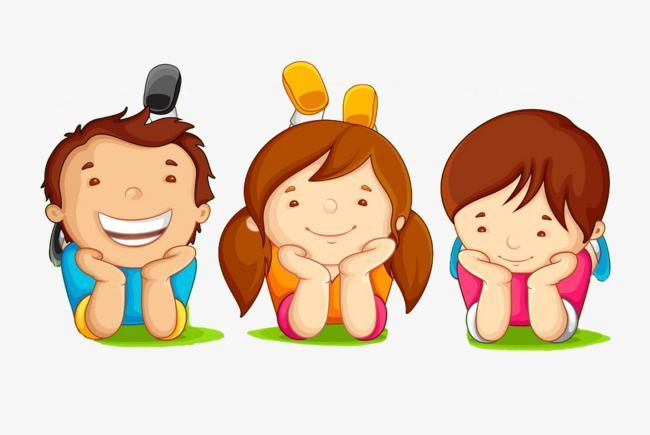 Hand Painted Cartoon Little Child Material Children Child Hand Painted Characters Png Transparent Clipart Image And Psd File For Free Download Kids Clipart Cartoon Happy Friends