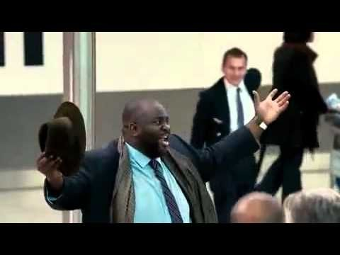 Airport Flashmob