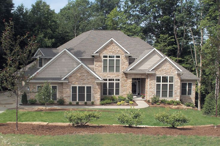 White Trim With Tan Brick Exterior House Colors