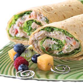 Photo of Flatout StarKist® Sweet & Spicy Tuna Wrap