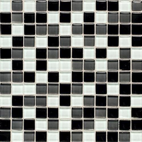 "Mosaic Tile Apartment Ideas: Daltile Phase Mosaics Glass Wall Tile 1"" X 1"" At Menards"