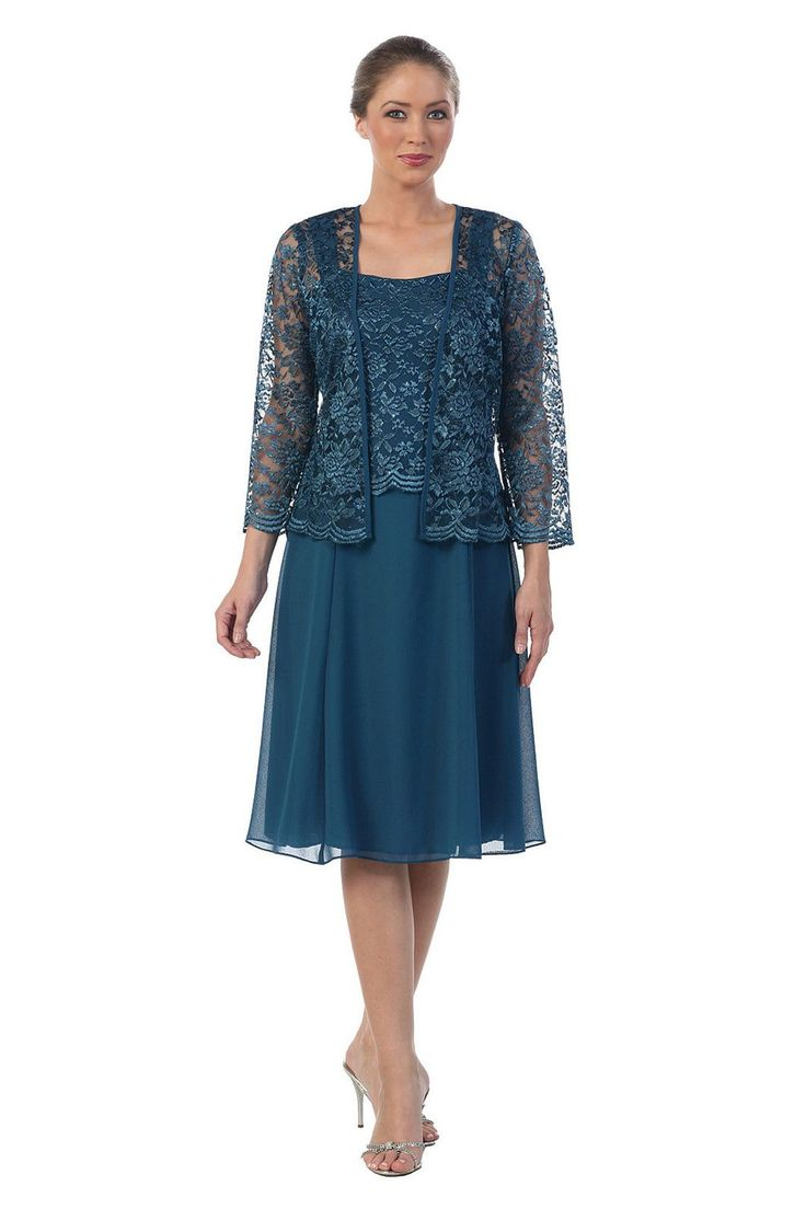 Plus Size Wedding Guest Dress And Jacket
