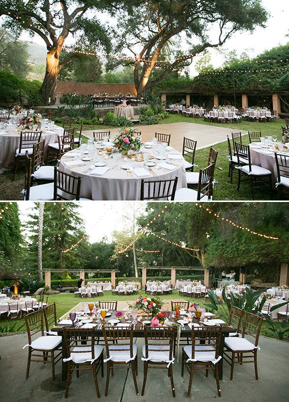 This vibrant California wedding is the perfect mix of rustic charm and modern glamour. Filled with a fresh color palette of pink and orange, this outdoor affair brings new life to the term garden wedding. Get ready to dive into a whole lot of pretty. [[Mobile Advertisement]] [[Mobile Advertisement]]