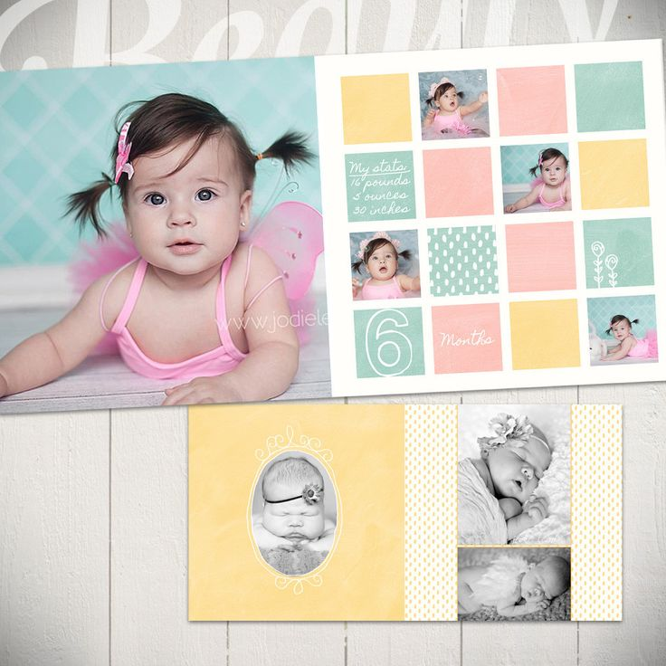 21 best Photo Book Templates, Baby Book Templates, Book Templates ...