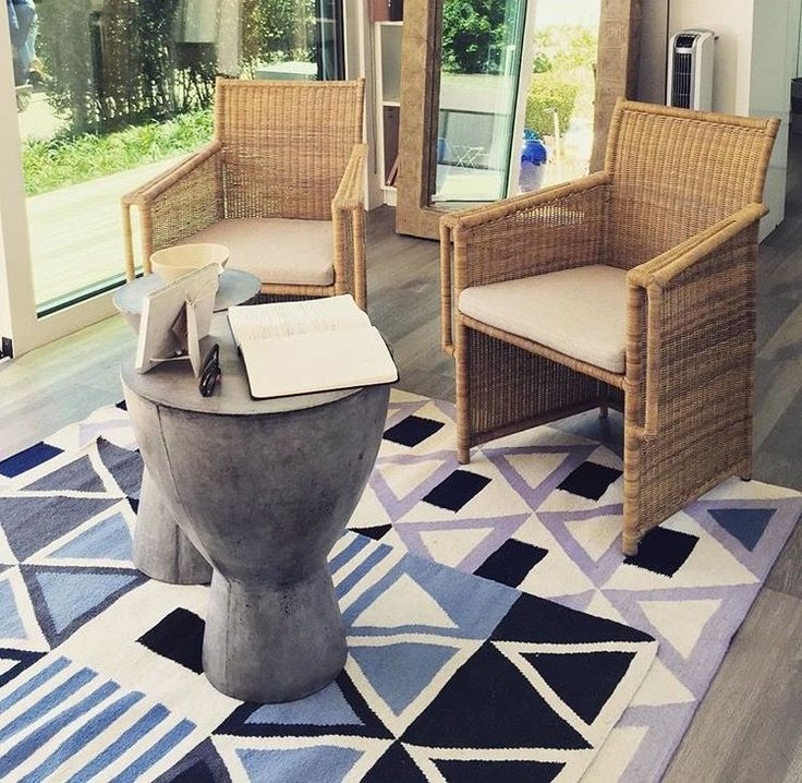 styling in the cocoon by sarah storms mecox hamptons - Kleine Fertigkabine