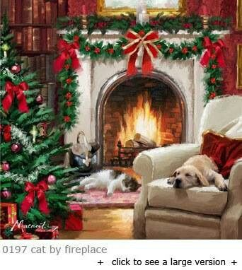 1000 Ideas About Christmas Scenes On Pinterest