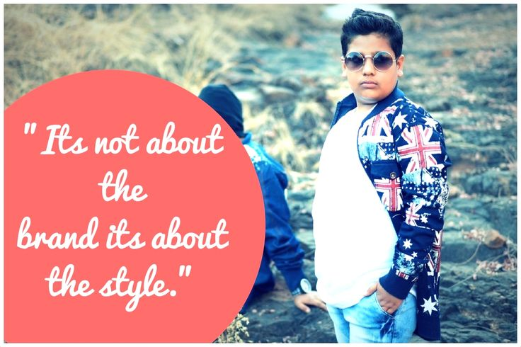 Style beyond sizes. Special collection of #stylish #plus_size_clothing collection for fat kids.