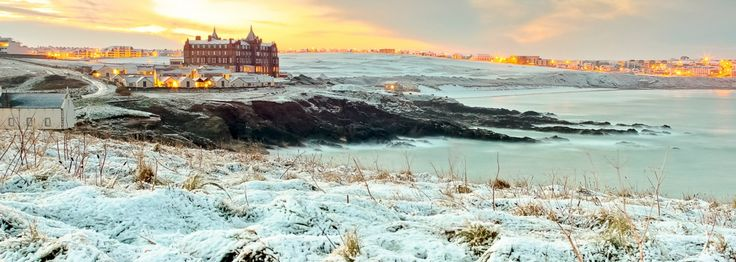 Welcome to The Headland Hotel in Newquay, North Cornwall