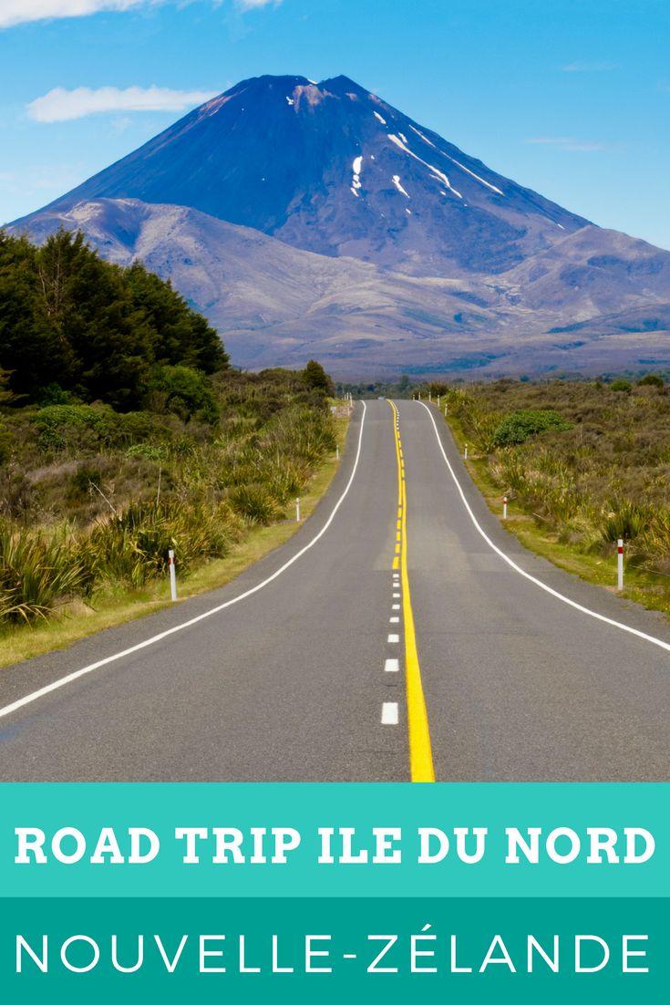 Road trip en Nouvelle-Zélande, l'ile du nord