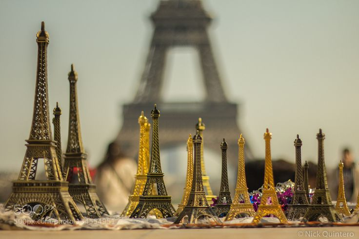 Popular on 500px : La Tour Eiffel et les tours! by NickQuintero
