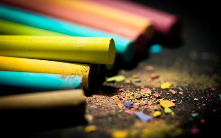 multicolor crayons macro wallpaper 5411 – #crayons #Macro #Multicolor #Wallpaper…