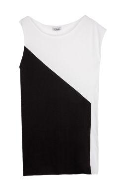 ChrisP by Chris Milonas Black & White Dress