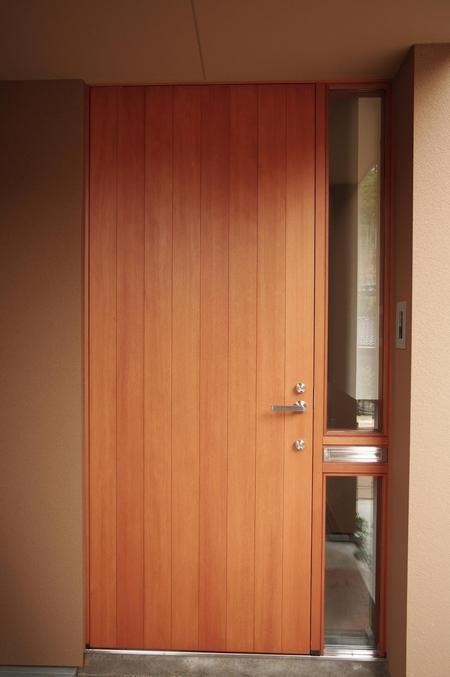 木製玄関ドア・木製サッシ・木製玄関引戸 A+made(エーメイド) 富山 施工例 F邸(富山県)