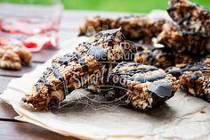 Müsliriegel Mandel Nuss - crunchy & mit Schokolade
