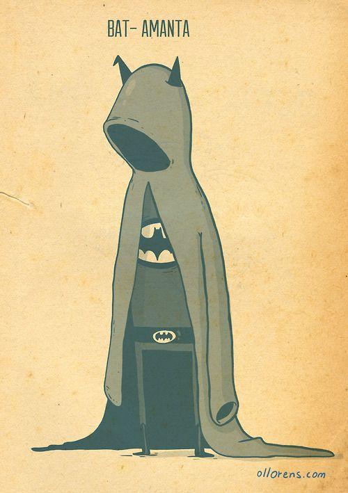 Bat-Amanta  Oscar Llorens