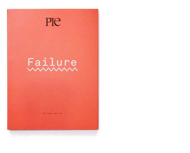 Pie Paper - issue 4 Failure