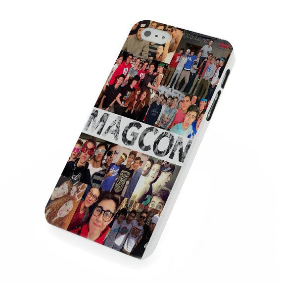 Magcon Boys Cover Collage 3D Logo for your Device. by TwinsRabbits, $16.00