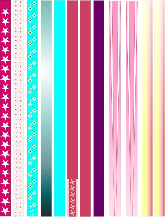 77 best paper beads images on Pinterest Beads, Necklaces and Bijou - paper design template
