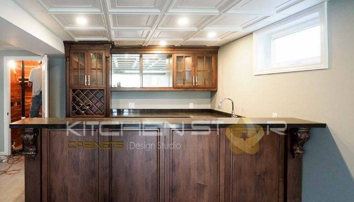What kind of drinks would you have in your bar?   Kitchen Star Cabinets   Pulse   LinkedIn
