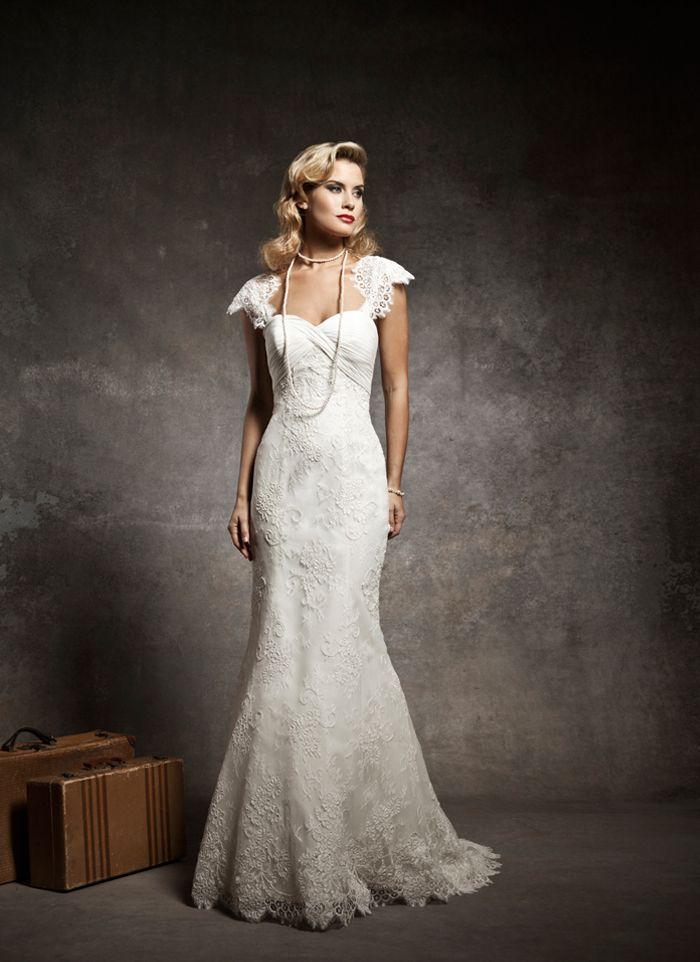 Justin Alexander front 8628Lace Weddings, Wedding Dressses, Lace Wedding Dresses, Head Of Garlic, Bridal Dresses, Mermaid Wedding Dresses, Cap Sleeves, Bridal Gowns, Justin Alexander