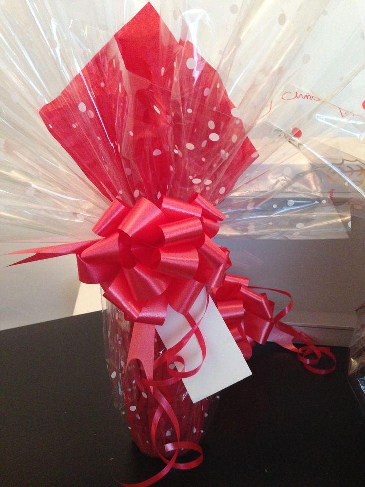 cellophane gift wrapping paper