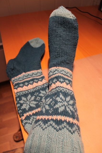Turkise sokker.