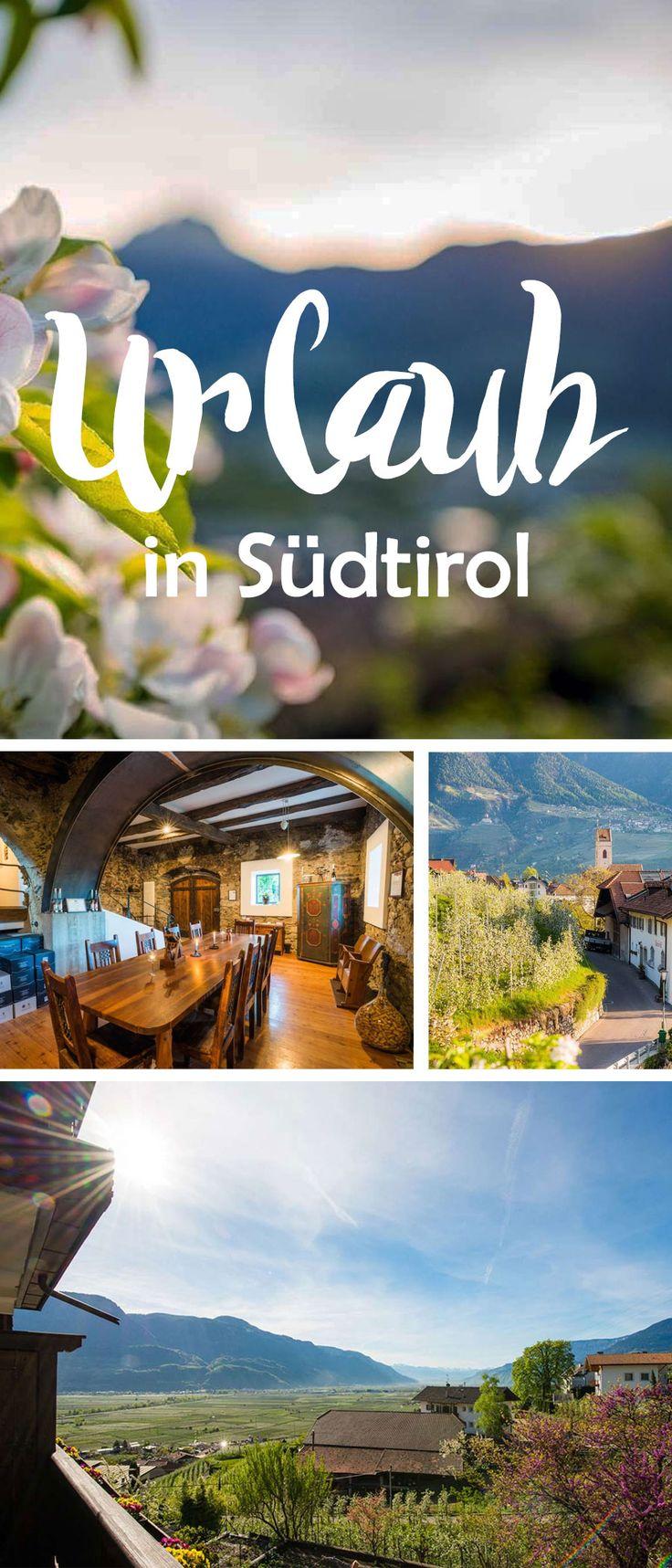 Historischer Bauernhof aus dem 13. Jahrhundert!  #Südtirol #Italien #Italy #Travel #Inspiration #Wandern #Berge #Familie #Urlaub #Kinder #Reisen
