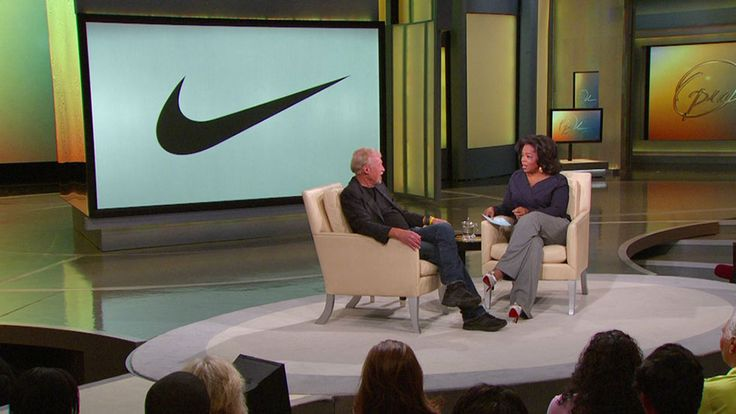 Phil Knight Explains the Nike Name and Logo