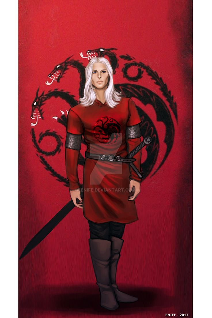 Rhaegar Targaryen heir to the iron throne fell in love with Lyanna Stark and started a war for her hand that nearly wiped out the entire Targaryen House Lyanna loved him so much that when she died during childbirth she ensured the safety of her and Rhaegars child Jon Snow by enlisting her Brother with his safety