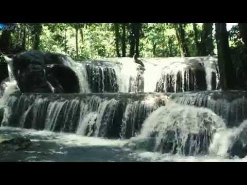 Air Terjun Salodik Air Terjun di Tengah Belantara Sulawesi Tengah - Sulawesi Tengah