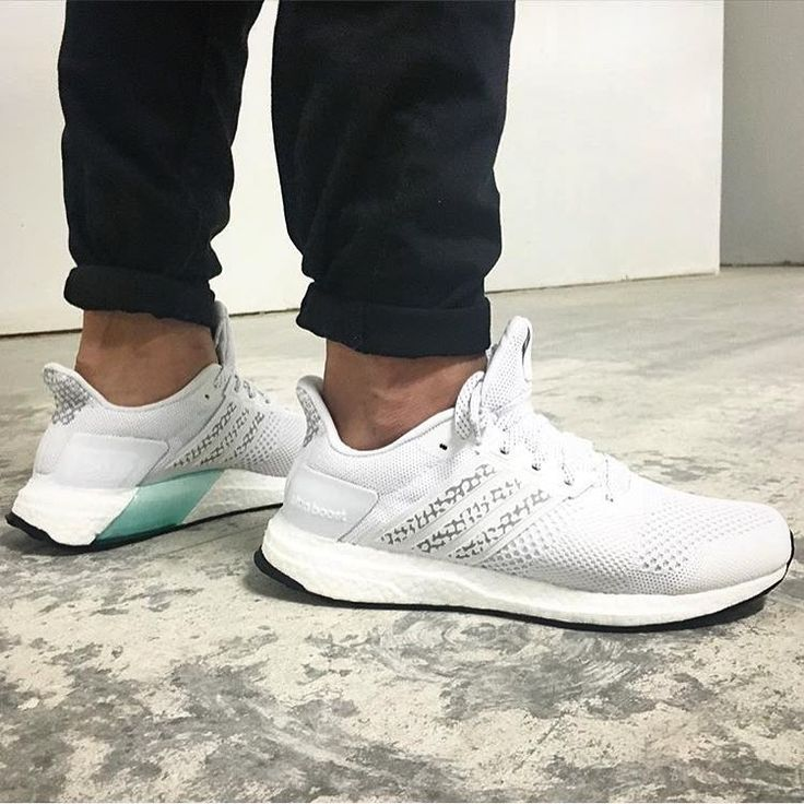 Adidas Ultra Boost W Womens Triple White 3.0 2017 Crystal Running