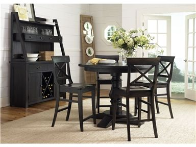 Shop For Liberty Furniture Round Pedestal Counter Height Table Base,  126 GT4848B, And