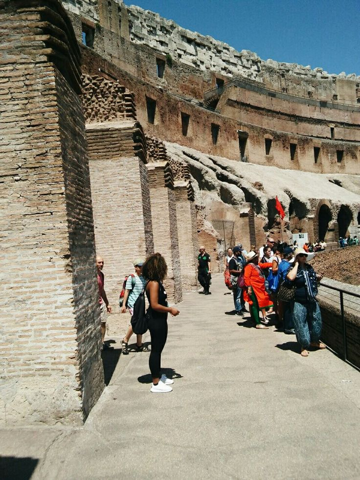 #Italy Coliseum in July