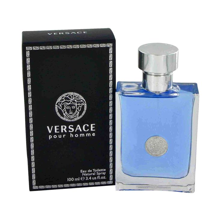 Versace Pour Homme Versace for men 100ml (RM60)