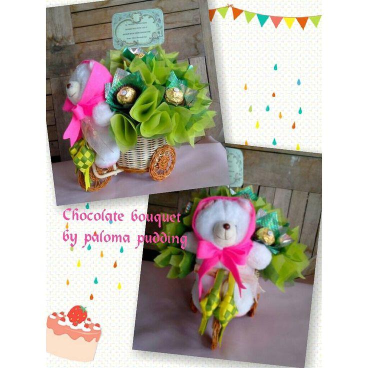 happy ied mubarak... idul fitri bouquet