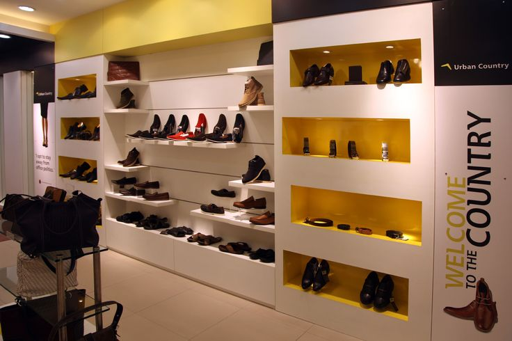 The Urban Country Wall..... Men's Section! Fashion & Style that redefines your corporate look!