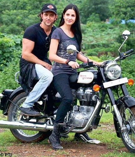 Hrithik Roshan - Katrina Kaif shoot for Knight And Day remake titled Bang Bang #Bollywood #Movies