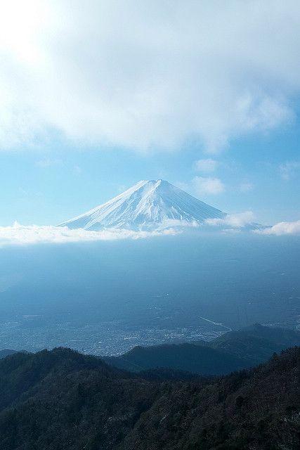 Mt.Fuji by shinichiro
