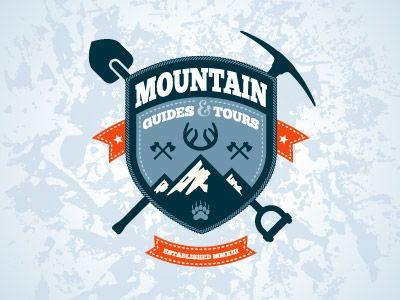 Mountain-emblem