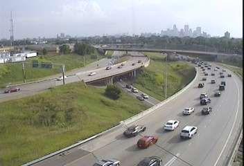 Webcam Centre-ville de Minneapolis (Sud) - Caméra de circulation du Département du ...