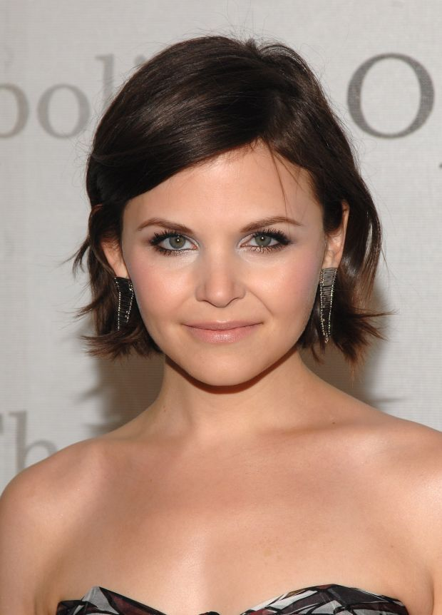 The Best Cuts That Require No Styling Ginnifer Goodwin