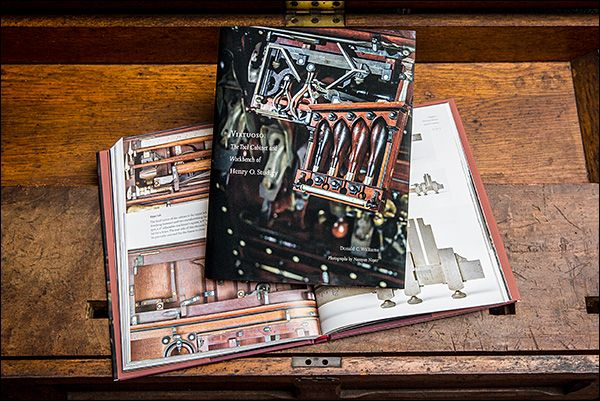Debating getting this book.....Virtuoso: The Tool Cabinet and Workbench of Henry O. Studley - Woodworking