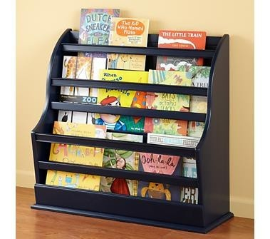 Bookcase (boys room) kid-spaces-stuff