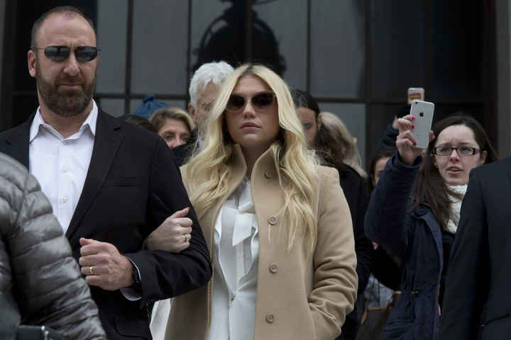 Kesha's Plea To Get Out Of Her Contract With Dr. Luke Is Denied By Judge - BuzzFeed News